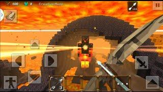 Find and kill Hephaestus on Simplecraft 2