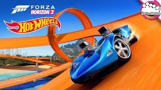 HOT WHEELS #1 - Jetzt wird es völlig verrückt! - Forza Horizon 3 Hot Wheels