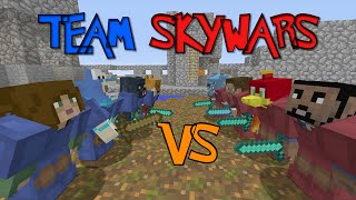 TEAM SKYWARS | The battle for Above Earth
