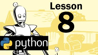 Lesson 8 - Python Programming (Automate the Boring Stuff with Python)