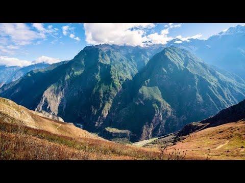 Choquequirao Trek Solo Hiking in Peru for 3 Days