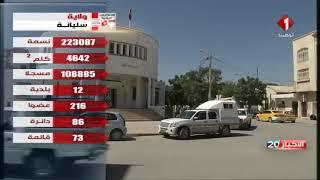 جولة إنتخابية من ولاية سليانة