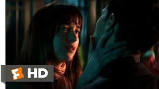 Fifty Shades of Grey (8/10) Movie CLIP - Let Me Touch You (2015) HD