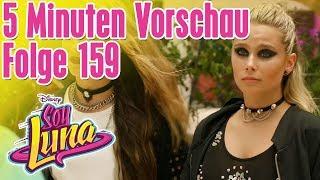 5 Minuten Vorschau - SOY LUNA Folge 159 || Disney Channel