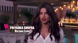 Priyanka Chopra | Behind The Scenes | Baywatch Interview