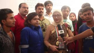 Salman Shah Mother Live Anondo Binodon Star Award Swadesh tv RJ Saimur Bangla Movie 2017