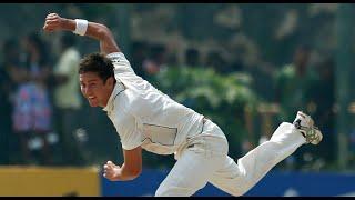 Tim Southee and Trent Boult | Terrific spell of swing bowling v Sri Lanka - 1st Test, Galle 2012.