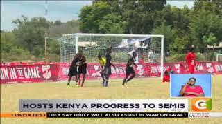 Host Kenya progress to semis of Copa Coca Cola