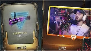 I GOT THE NEW WEAPON AND CAMO!! (BLACK OPS 3 SUPPLY DROP OPENING)