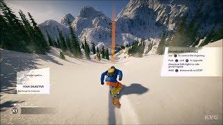 Steep - Gameplay (PS4 HD) [1080p60FPS]