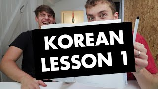🇰🇷 FASTEST trick to learn KOREAN?!