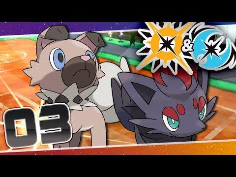 Xxx Mp4 Pokémon Ultra Sun And Moon Episode 3 Hau Oli Trainers School 3gp Sex