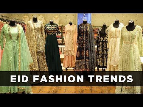 Xxx Mp4 Eid Fashion Trends 2018 Pakistani Salwar Suit Designs 2018 3gp Sex
