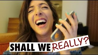 CAN'T CONTROL THE LAUGHTER! | Vlogmas Day 15 Amelia Liana