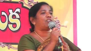 Bazar Area School 1995-1996 - Suvarna Madam Speech