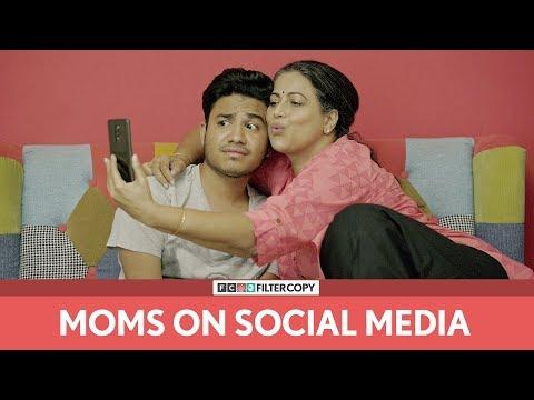 Xxx Mp4 FilterCopy Moms On Social Media Ft Aniruddha Banerjee And Mona Ambegaonkar 3gp Sex