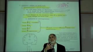 AUTOREGULATION & Other Factors Affecting Blood Flow by Professor Fink