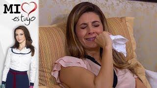¿Isabela, a punto de perder a su hijo? | Mi corazón es tuyo - Televisa