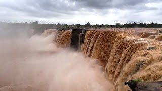 Chitrakoot Falls - The Largest Waterfalls in India