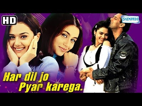 Xxx Mp4 Har Dil Jo Pyar Karega HD Salman Khan Rani Mukerji Preity Zinta Hindi Movie With Eng Subtitles 3gp Sex