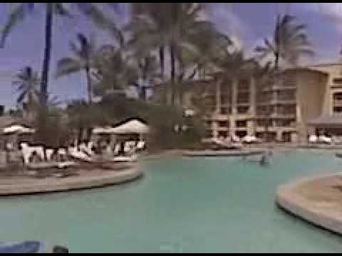 Pool at the Ritz Carlton in Kapaula Maui