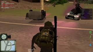 MTA DayZ NON-STOP Europe 2. #8 Armor Fight / Orange Army.