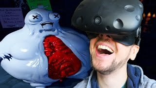 TOO MUCH WEIRD | Accounting (HTC Vive Virtual Reality)