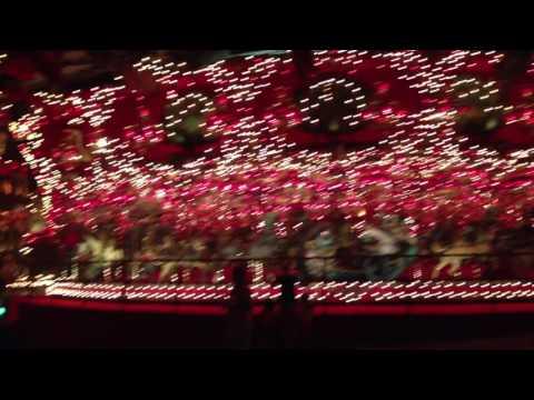 World's largest merry-go-round