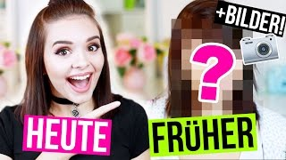 HOW I DID MY MAKEUP (and hair) IN HIGHSCHOOL - MIT BILDERN :D