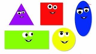 Shape Song | Shapes Song | preschool