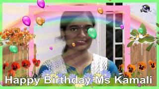 Happy Birthday Ms Kamali