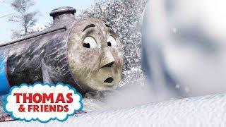 Thomas & Friends UK ❄ Snow Tracks ❄ Thomas & Friends New Episodes ❄ Videos For Kids