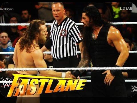Xxx Mp4 WWE Fast Lane 2015 Review Roman Reigns Defeats Daniel Bryan Reigns Vs Lesnar At WM 31 3gp Sex