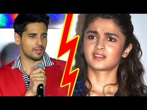 Xxx Mp4 Sidharth Malhotra REACTS On Break Up With Alia Bhatt 3gp Sex