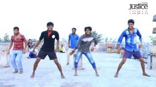 Pawan Kalyan / Panja Title Song / Dance By Justice Crew India