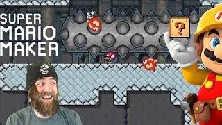 I've Made a Huge Mistake | Subscriber Levels [#05] - Super Mario Maker