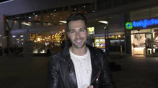 James Maslow talks about his break up and new music
