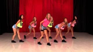 Coreografía Don't Stop The Party de Pitbull (Paso a Paso) / TKM