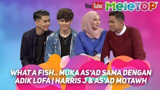 What a fish.. muka As