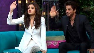 OMG! Whose butt is Shah Rukh a fan of?