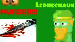 Growtopia Film - Kehidupan Leprechaun (MURDER)