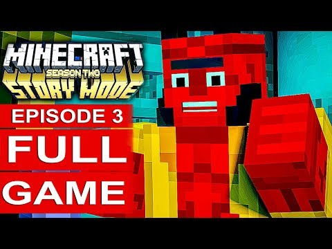 Xxx Mp4 MINECRAFT STORY MODE SEASON 2 EPISODE 3 Gameplay Walkthrough Part 1 FULL GAME No Commentary 3gp Sex