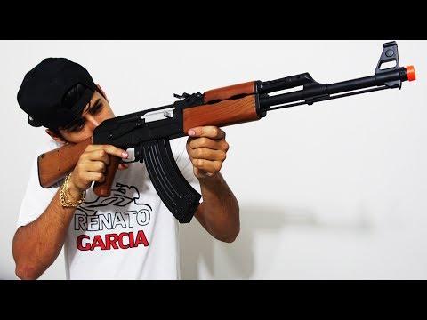 Xxx Mp4 COMPREI UM FUZIL AK 47 😲 3gp Sex