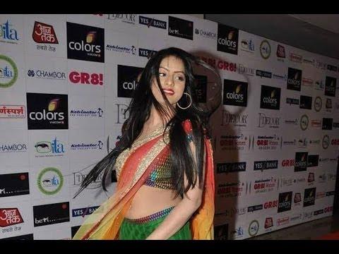 Xxx Mp4 Deepika Singh Aka Sandhya GORGEOUS In Saree At GR8 Women Awards 2013 3gp Sex