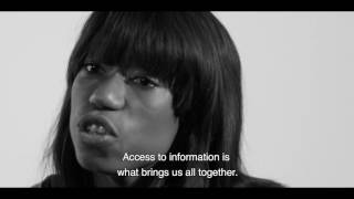 """IPDCtalks 2017 – G. Calvin Smith – Statement """"Access to information is what brings us all together"""""""