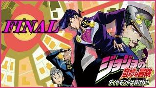 Anime Reactions/With A Friend(s):Jojo's Bizarre Adventure Diamond Is Unbreakable- Episode 39