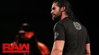 Seth Rollins comments on being the WWE 2K18 cover Superstar: Raw, June 19, 2017