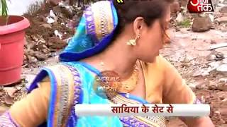 Shocking !! Meera 'Buried Alive' in 'Saath Nibhana Saathiya'
