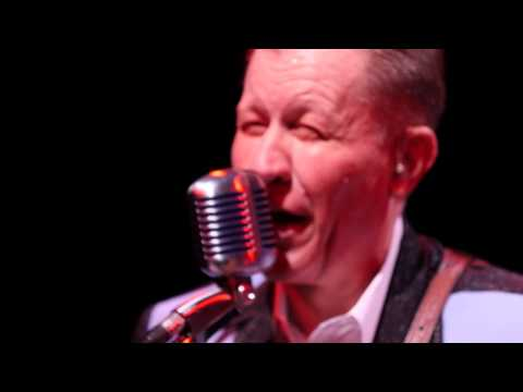 The Reverend Horton Heat - Let Me Teach You How To Eat (Live on KEXP0