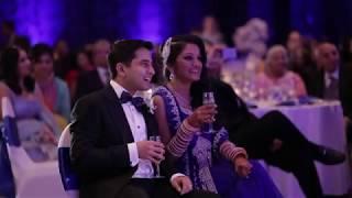 Parents' Surprise Bollywood Wedding Dance -
